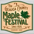 The Geauga County Maple Festival